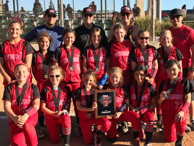10U-Richardson Takes Runner-Up at TCS Fall Classic!