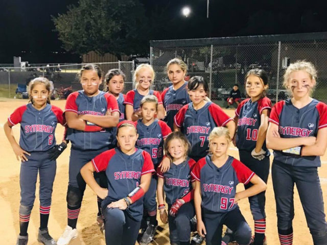 Synergy Fastpitch 10U – Richardson Finishes Top-4 in the TCS Monster Mash