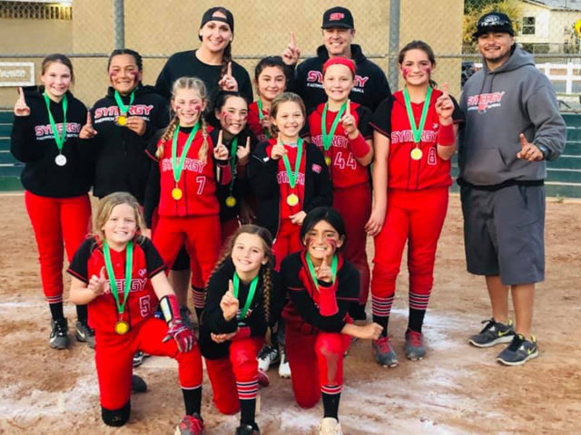 10U-Richardson are SoCal Dynasty Toys 4 Tots Back-to-Back Champs!