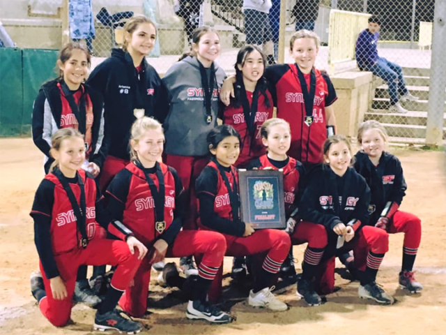 10U-Richardson Finishes as the Runner-Up at the TCS Coastal Classic
